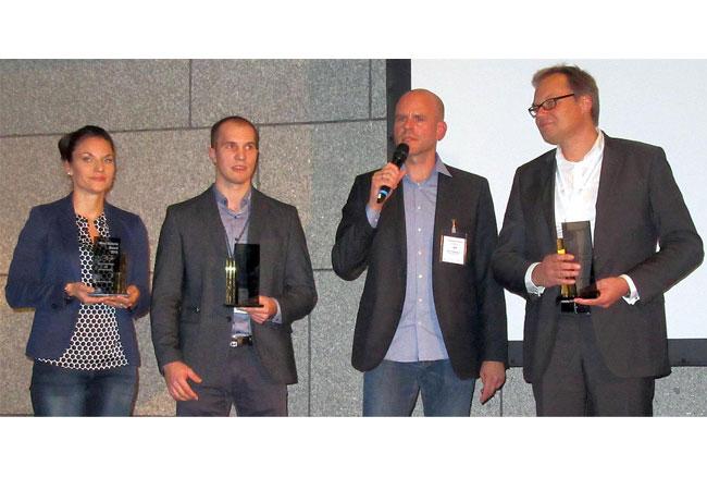 Pressebild: Ein Bild von der Verleihung 2016
