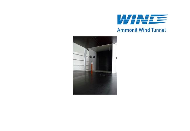 Windmessung in höchster Präzision Windmessungen mit Anemometern sind im Bereich der Windenergienutzung bezüglich der Genauigkeit und den Unsicherheiten das Maß der Dinge. Dabei ist es unerlässlich, dass jeder einzelne Sensor individuell im Windkanal kalibriert wird. Dies war die Motivation zur Gründung der Ammonit Wind Tunnel GmbH (AWT) sowie zum Bau eines eigenen Windkanals. / Pressebild