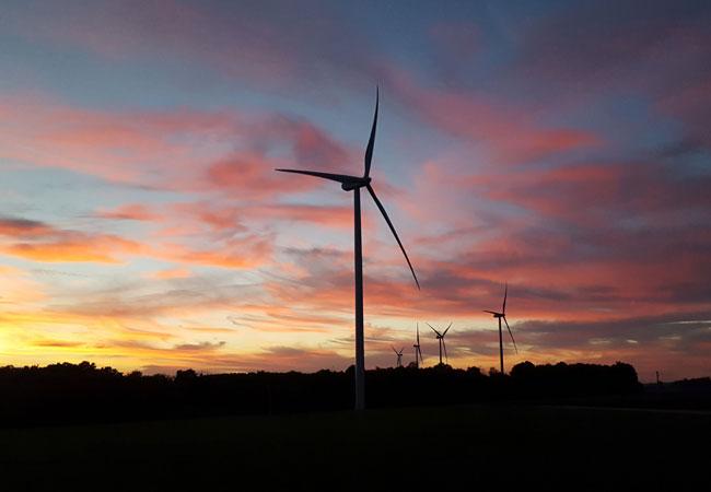 Pressebild: BayWa r.e._Wind Farm France