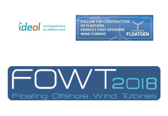 FOWT, the world's largest event dedicated to floating offshore wind, confirms its 2018 venue and launches its much awaited call for paper.