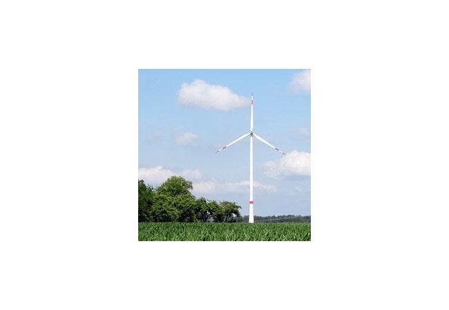 Pressebild: Zusammenspiel von Wind- und Wasserkraft 29.06.2017 Zusammenspiel von Wind- und Wasserkraft