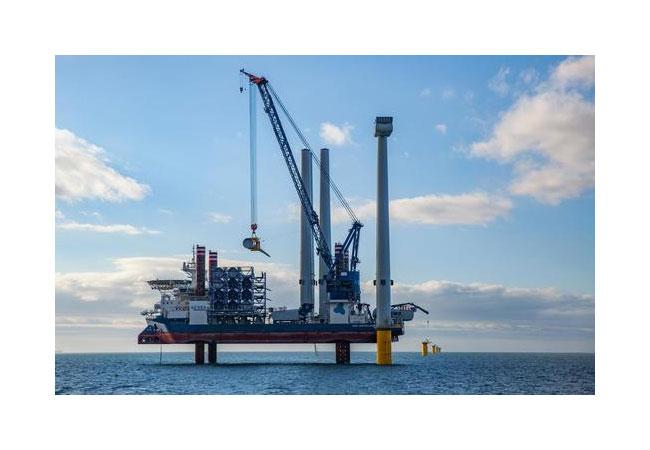 Pressebild: DONG Energy und Siemens verkaufen A2SEA an GeoSea