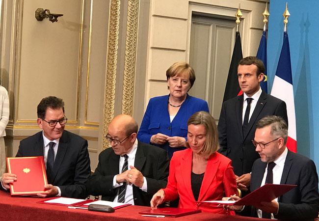 Deutschland und Frankreich bauen Zusammenarbeit mit Afrika aus / Bildrecht (Copyright: BMZ)