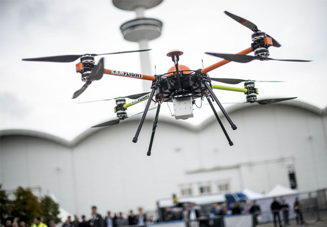 Pressebild: Images of INTERAERIAL SOLUTIONS 2016, Hamburg