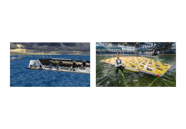 Pressebilder: Maritime Research Institute Niederlande