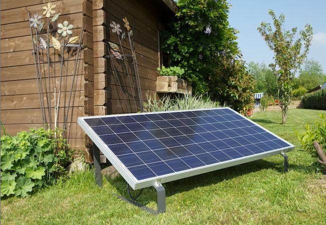 Pressebild: Der DGS SolarRebell: meine kleine Energiewende