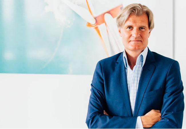 Pressebild: Jan-Oliver Heidrich, Geschäftsführer EHA Energie-Handels-Gesellschaft (© EHA)
