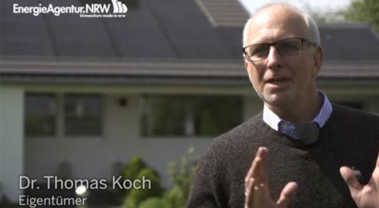 Videobild: Dreamteam Photovoltaik und Stromspeicher