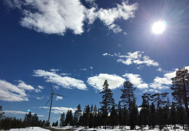 Pressebild: wpd windmanager mit drei neuen Projekten in Finnland