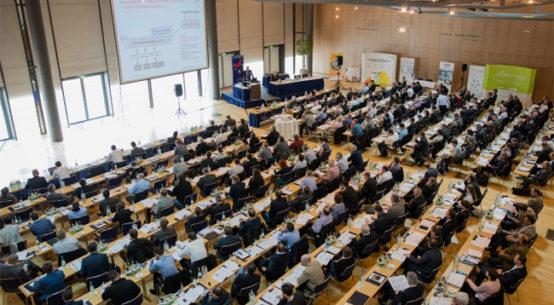 Das Dresdner Kongresszentrum beherbergt am 10/11. Oktober 2017 den KWK-Jahreskongress 2017. (Bild: BHKW-Infozentrum)