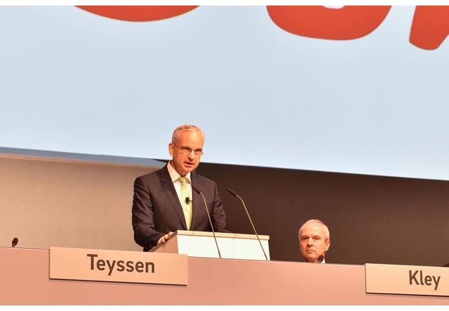 Johannes Teyssen, Vorsitzender des Vorstands / Pressebild