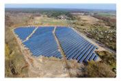 """Pressebild: Investoren können sich schon ab 250 Euro an der Bestandsanlage Solarpark """"Rathenow"""" und erhalten profitable Renditen von geplanten 4 %"""