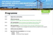 Tagung zum Milliardenpotenzial der Windkraftindustrie