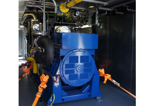 ETW Energietechnik entwickelt neue Gasmischtechnologie für Blockheizkraftwerke / Pressebild