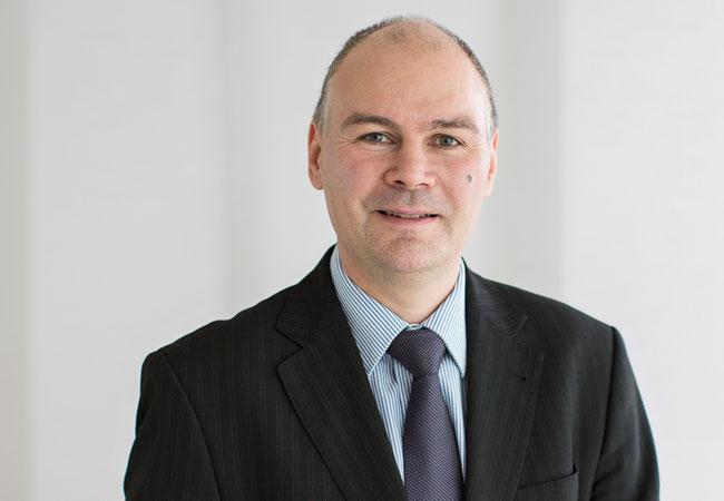© Foto Fraunhofer CSP Prof. Jörg Bagdahn wird neuer Präsident der Hochschule Anhalt.