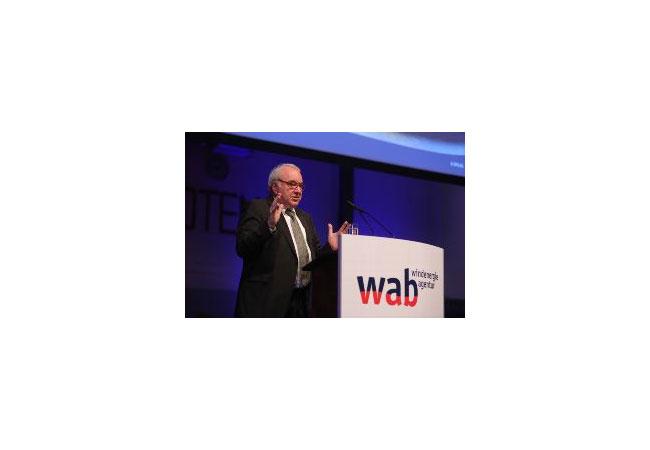 Uwe Beckmeyer, Parlamentarischer Staatssekretär beim Bundesminister für Wirtschaft und Energie © WINDFORCE / Jens Meier