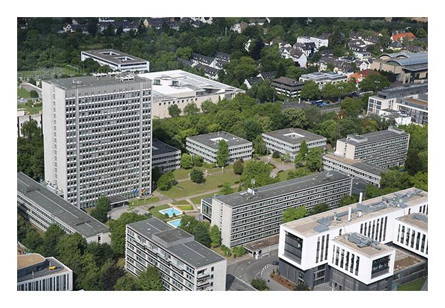 Dienstgebäude in Bonn © Bundesnetzagentur