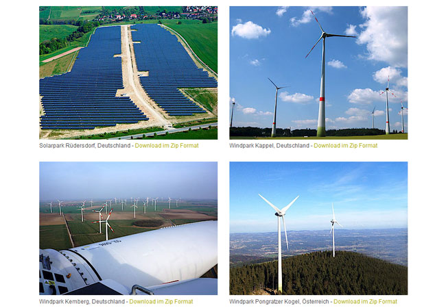 Die CHORUS Clean Energy AG ist ein unabhängiger Betreiber von Solar- und Windparks sowie ein ganzheitlicher Dienstleister für Investments im Bereich Erneuerbare Energien. Wir betreiben derzeit über 90 Anlagen in sieben Ländern Europas und managen aktuell ein Portfolio mit einer Gesamtleistung von mehr als 485 Megawatt. / Pressebilder