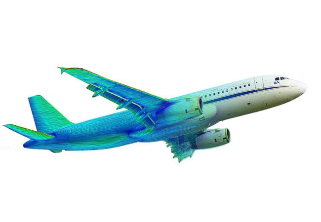 Pressebild: Virtual Aircraft
