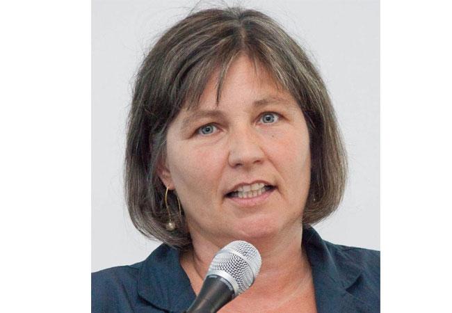 Dr. Birgit Esser, die neue Leiterin der Bundesanstalt für Gewässerkunde / Foto: Michael Hils / BfG