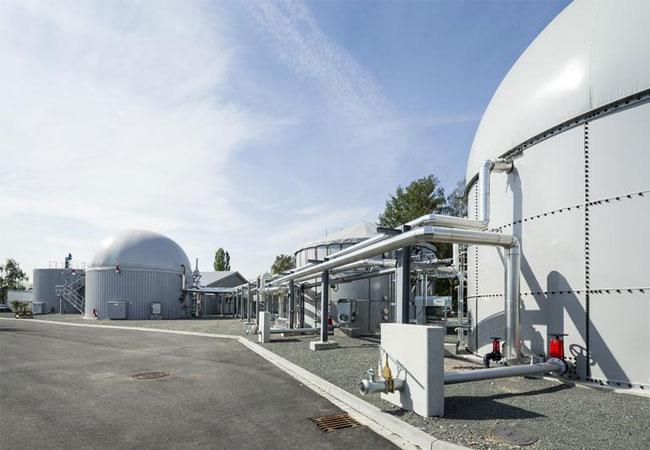 Die flexible Erzeugung von Strom aus Biogas erfordert ein präzises Management. © Jan Gutzeit/DBFZ