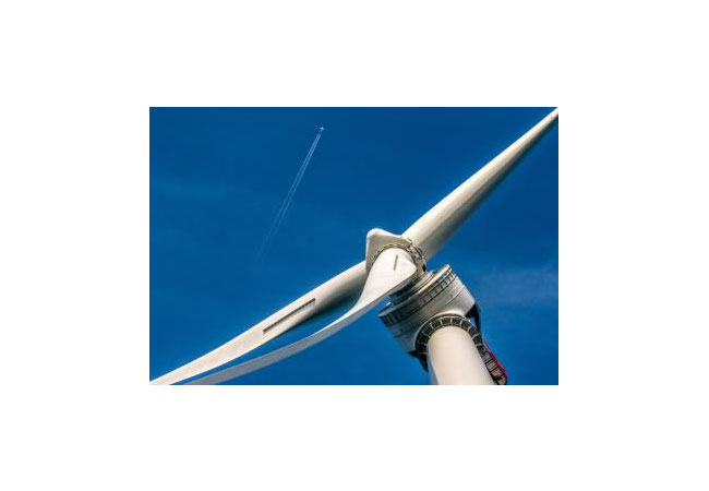 Wind-Turbine GE Haliade 150-6MW / Pressebild: General Electric
