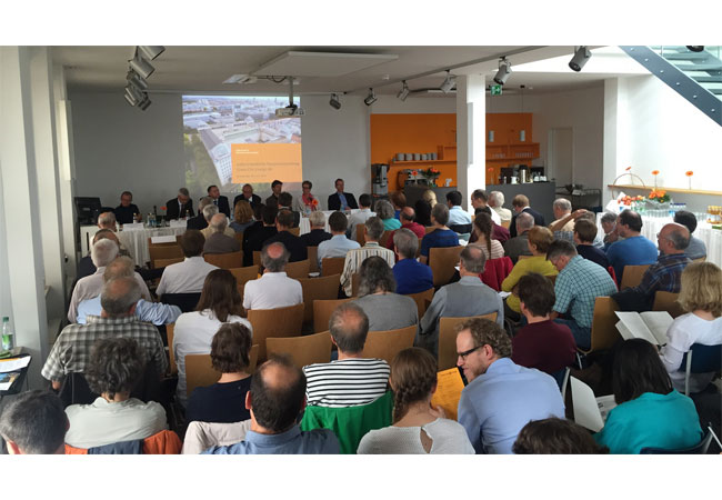 Außerordentliche Hauptversammlung der Green City Energy AG beschließt Kapitalerhöhung / Pressebild