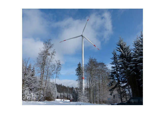 Die Windenergie sorgt dabei für etwa 70 Prozent des erneuerbar erzeugten Stroms / Pressebild
