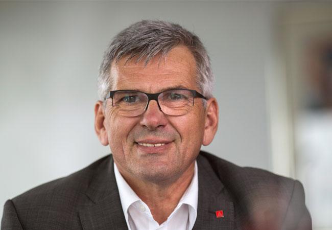 Pressebild: IG Metall Vorstand | geschäftsführende Vorstandsmitglieder | Jörg Hofmann