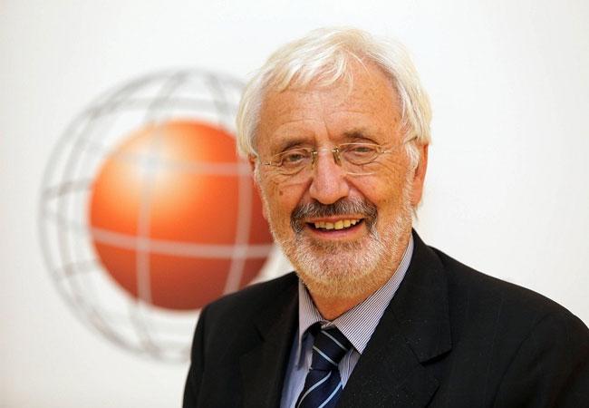 Dr. Erwin Knapek, Präsident des Bundesverbandes Geothermie Bild: Bundesverband Geothermie
