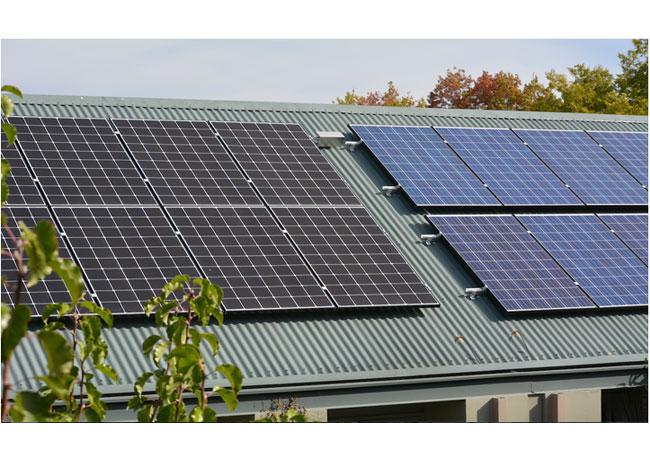 Evolution einer Zukunftstechnologie - die Geschichte der Photovoltaik / Pressebild: