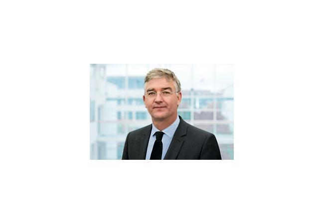 Bild: Martin Seeger ist seit dem 1. November 2016 neuer Geschäftsführer bei Lahmeyer International und CEO der Lahmeyer Gruppe