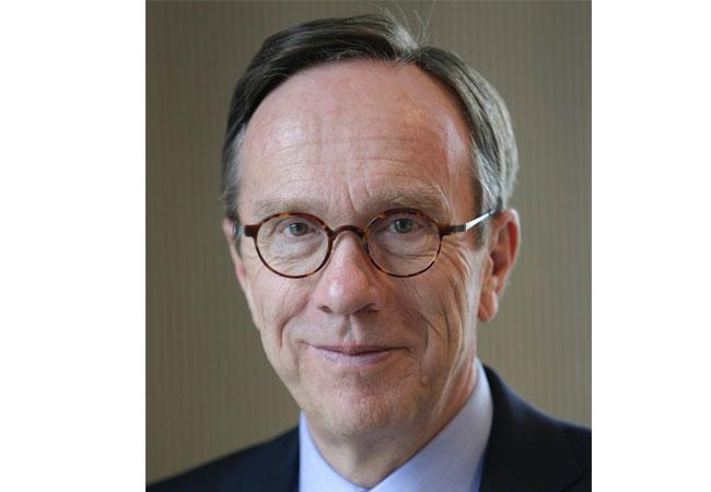 Matthias Wissmann Präsident des VDA