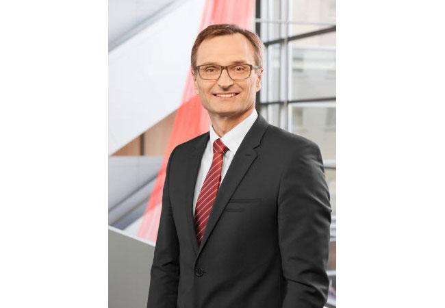 Josef Hasler (Vorsitzender des Vorstands der N-ERGIE) / Pressebild