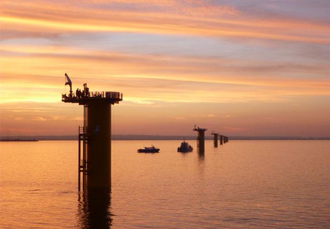 DNV GL führte im Auftrag von John Laing eine technische Due-Diligence für Offshore-Windpark Nordergründe durch