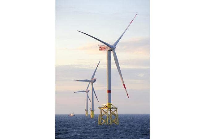 TUHH-Ringvorlesung: Offshore-Windstromerzeugung – Option für einen kosteneffizienten Klimaschutz heute und morgen? / Pressebild: TU-Hamburg