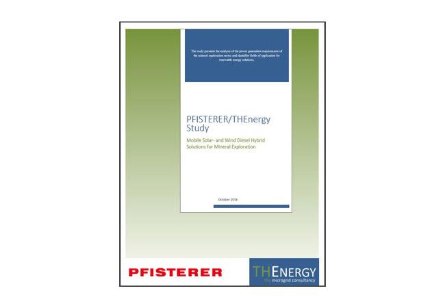 PFISTERER/THEnergy Study