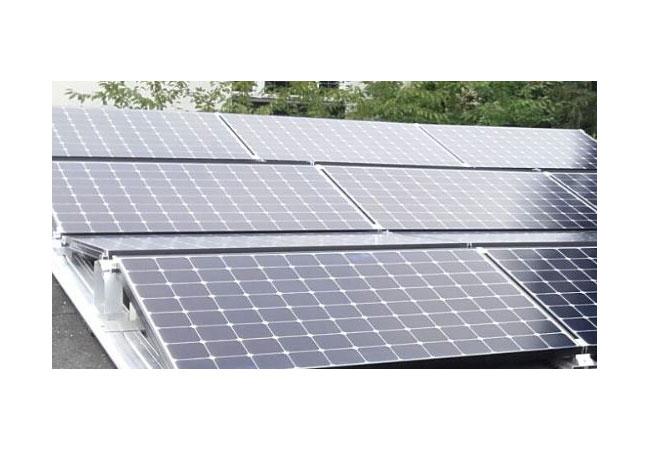 Solar Inselanlage SunPower / © 2016 iKratos Solar und Energietechnik GmbH