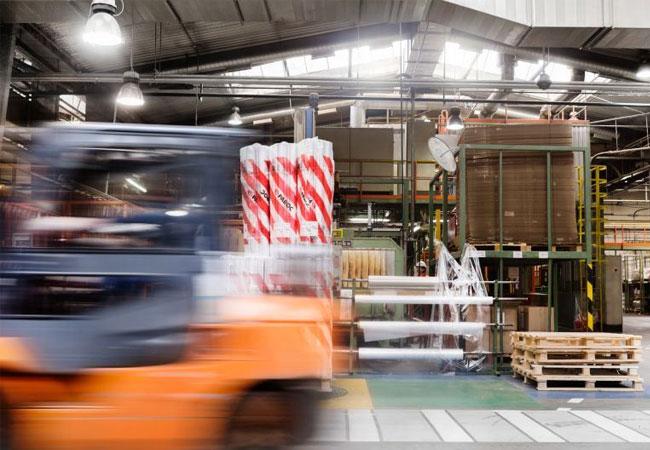 Paroc Fabrik Trzemeszno / Pressebild