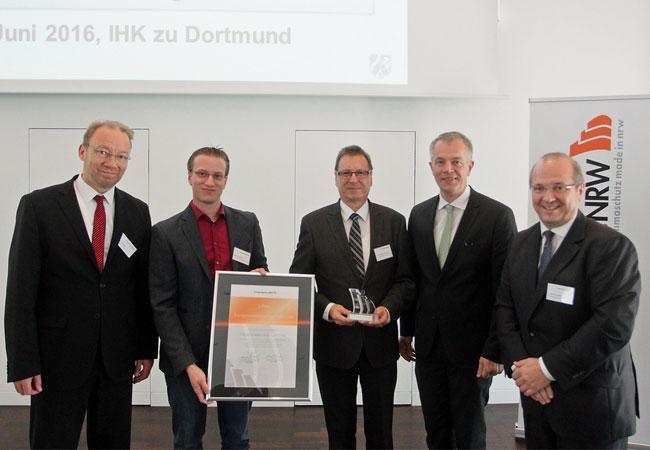 Erster EnergieInnovationsPreis.NRW verliehen / Foto: Michael Printz / PHOTOZEPPELIN.COM