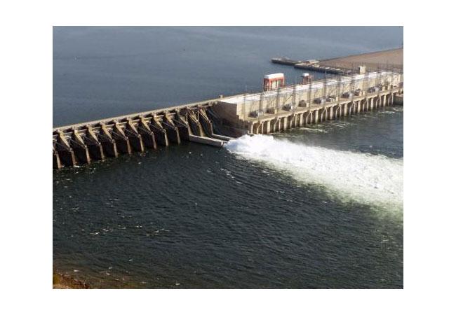Priest Rapids Dam / Pressebild