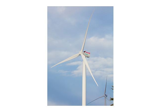 Offshore-Installation der Windturbine SWT-7.0-154 / Pressebild: Siemens