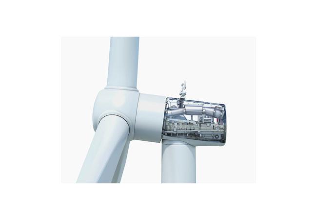 Modulares Plattform-Konzept: Alle drei neuen Siemens Onshore Windenergieanlagen nutzen ein Maschinenhaus. / Pressebild