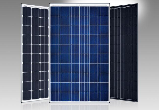 Module / Pressebild: Solarworld AG