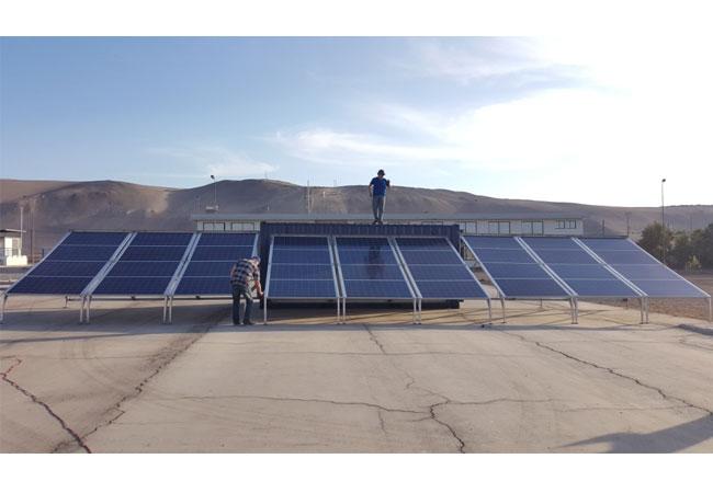 Die Multicon wurde im Jahr 1993 gegründet und ist seitdem im Bereich erneuerbare Energien tätig. Das Unternehmen produziert und liefert schlüsselfertige Solaranlagen. Bisher wurden mehr als 1.000 Anlagen mit einer Gesamtleistung von über 200 Megawatt errichtet. Seit 2013 liegt der Fokus des Unternehmens auf mobile Solarkraftwerke, wie die des Solarcontainers oder des noch mobileren Solar-Trailers