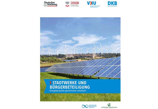 Energieprojekte gemeinsam umsetzen / VKU_AEE_Broschuere_Buergerbeteiligung