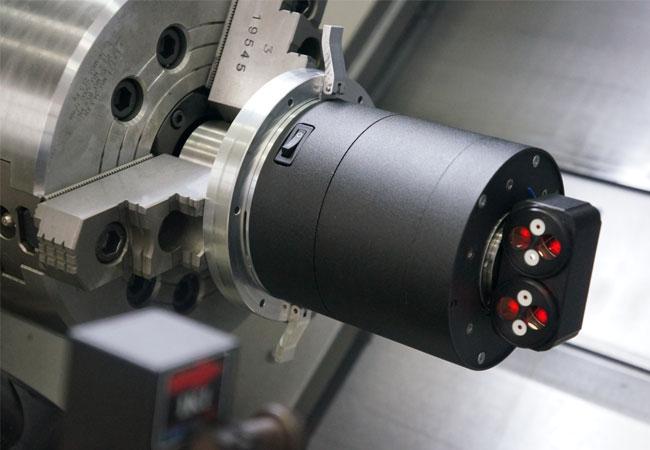 Status Pro präsentiert kabelloses Kalibriersystem für Rotations-Achsen / Pressebild