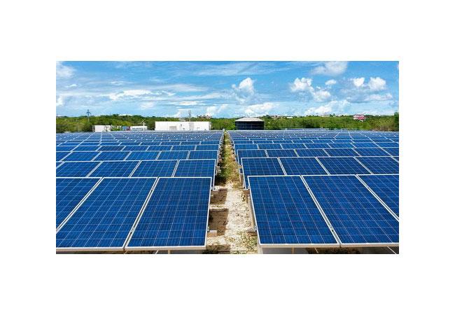 1 MW PV-Anlage des CuisinArt Golf Resort and Spa in Rendezvous Bay, Anguilla / Pressebild
