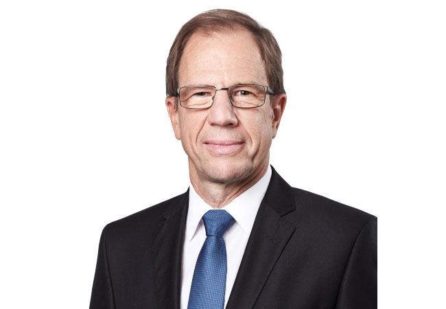 Dr. Reinhard Ploss, Vorsitzender des Vorstands, Infineon Technologies AG
