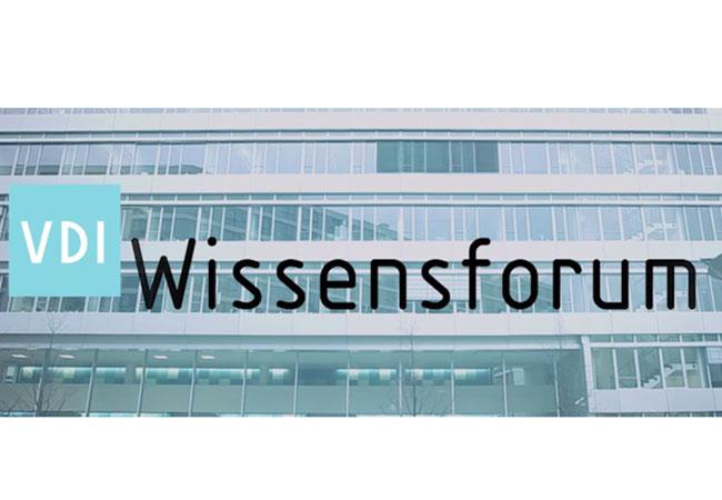 Pressebild: VDI Wissensforum GmbH